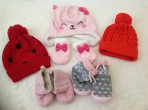 3-12 months Winter Hats, mittens and boots in Fort Irwin, California