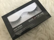 New Make up for ever lash show in Temecula, California