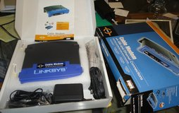 LINKSYS CABLE MODEM in 29 Palms, California