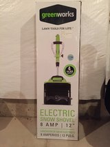 Electric snow shovel ( brand new in box!) in Naperville, Illinois
