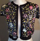 ROXIE B Sequined Cardigan SZ L in Kingwood, Texas