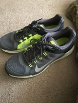 Nike Zoom Elite 6 running in Fort Irwin, California