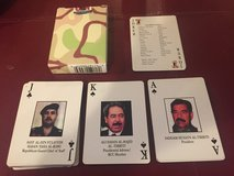 Iraqi Most Wanted Playing Cards Hoyle Military Edition -  Brand New in Naperville, Illinois
