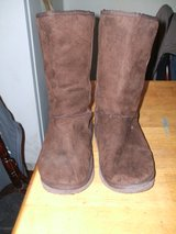 ~ BROWN SUEDE BOOTS~ (women's) in Camp Lejeune, North Carolina