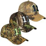 SEATTLE SEAHAWKS 12th Man Adult Adjustable Camo Hats *** NEW *** in Tacoma, Washington