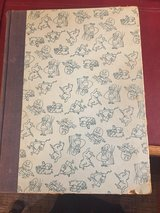 1955 The Illustrated Treasury of Children's Literature - Vintage Hardcover Book in Glendale Heights, Illinois