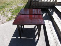 WOOD TABLE   (handcrafted) in Cherry Point, North Carolina