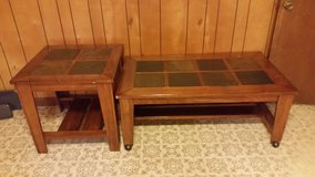 Coffee Table matching set in Fort Polk, Louisiana