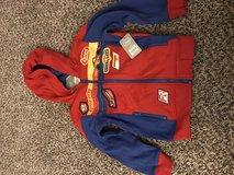 Disney Cars Jacket size 5. New in Glendale Heights, Illinois