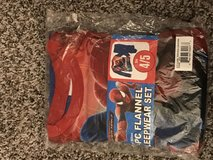 Spider-Man pj 4/5 in Bartlett, Illinois