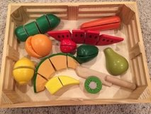 Melissa & Doug Fruits & Vegetables set in Naperville, Illinois