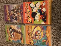 Duck tales 3 dvds in Bartlett, Illinois