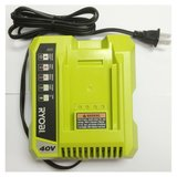 Ryobi OP401 40 Volt Lithium-Ion Battery Charger 140199003 in Fairfield, California