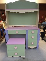 Adorable child's desk with hutch and chair. in Okinawa, Japan