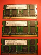 1GB Lab Top Ram (3 each) $ 5 total in Ramstein, Germany