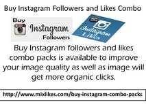 Buy Instagram Followers and Likes Combo in Luke AFB, Arizona
