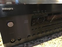 : ) Integra Audio Receiver Amplifier >>>Includes JBL Center Speaker in Glendale Heights, Illinois