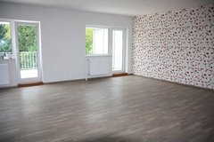Modern & Spacious 3 Bedroom Apartment w/walk-in closet & covered Patio in Ramstein, Germany