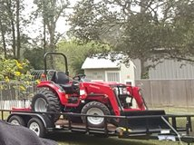 The tractor guy / tractor work in Houston, Texas