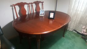 Dining table in Lockport, Illinois