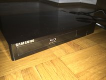 Samsung Wi-Fi Bluray Disc / DVD Player - 120V in Ramstein, Germany