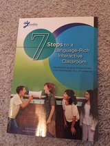 Seidlitz language rich classroom guide book in Houston, Texas