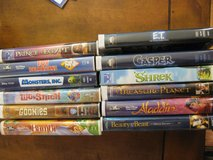 DISNEY/CHILDREN'S COLLECTION VHS in DeKalb, Illinois