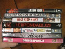 VARIOUS DVD'S $1.00 each in DeKalb, Illinois