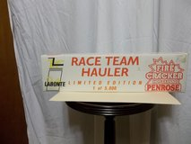 Race Team Hauler Limited Edition Collectible in Fort Campbell, Kentucky