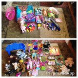 Girls toys! Over 75 pieces! in DeRidder, Louisiana
