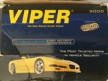 Viper 5000 car security system in Warner Robins, Georgia
