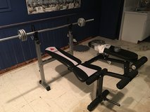 Weight Benches and Weights in Naperville, Illinois