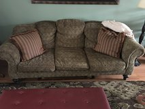 Couch and Chair - Overstuffed in Naperville, Illinois