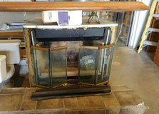 """Wood burning Fireplace, MH approved 1/2"""" clearance in Alamogordo, New Mexico"""