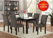 7PC DINING SET FREE DELIVERY ON SALE!! in Huntington Beach, California