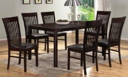 "NEW! ""BELMONT"" COLLECTION DINING SET in Vista, California"