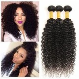 Deep Wave 3 Bundle Brazilian Sew In--Includes Hair in bookoo, US