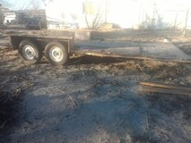 Trailer tandem axle 30ft in Barstow, California