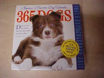 America's Favorote Dog Calender  365 Dogs-New-Page A Day! in Yucca Valley, California