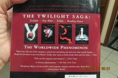 The Twilight Saga -- A Worldwide Phenomenon! - 4 Book Series in Kingwood, Texas
