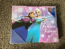 Frozen canvas picture in Vacaville, California