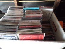 Lot of 146 Music CD'S all kinds of music all gone through and cleaned $20 Gets Them All ! in Houston, Texas