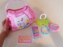 Fisher Price Laugh & Learn sis' smart stage purse in Peoria, Illinois