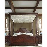 NEW ASHLEY CANOPY BED MARTANNY CAL KING in Riverside, California