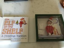 Brand New in Box Elf on a Shelf & Book in Bartlett, Illinois
