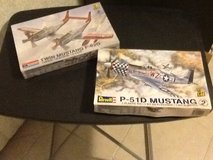 Model planes and accessories in Yucca Valley, California