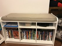 Storage Bench with removable cushion in Fort Bliss, Texas