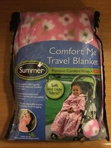 Comfort Me Travel Blanket in Okinawa, Japan