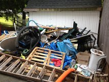 TODAY TRASH&JUNK HAULING SERVICE FREE ESTIMATES in Ramstein, Germany