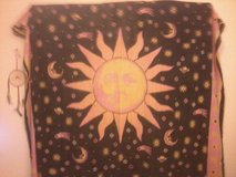 Mother Sun Wall Tapestry in 29 Palms, California